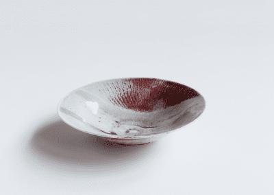 Keramikwerkstatt Schawerda, Porzellan bei 1240°C im Holzofen