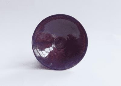 Keramikwerkstatt Schawerda, Kupferreduktionsglasur auf Porzellan