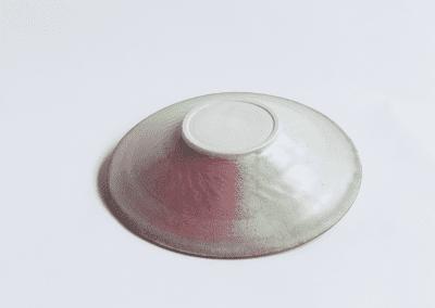 Keramikwerkstatt Schawerda, matte Feldspatglasur reduzierend gebrannt